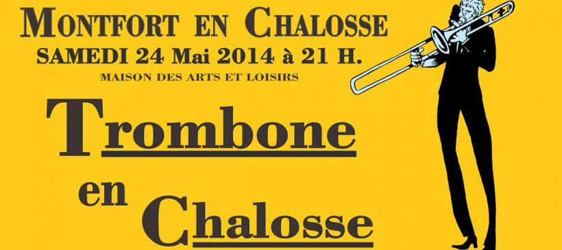 Trombone en Chalosse, deuxième édition