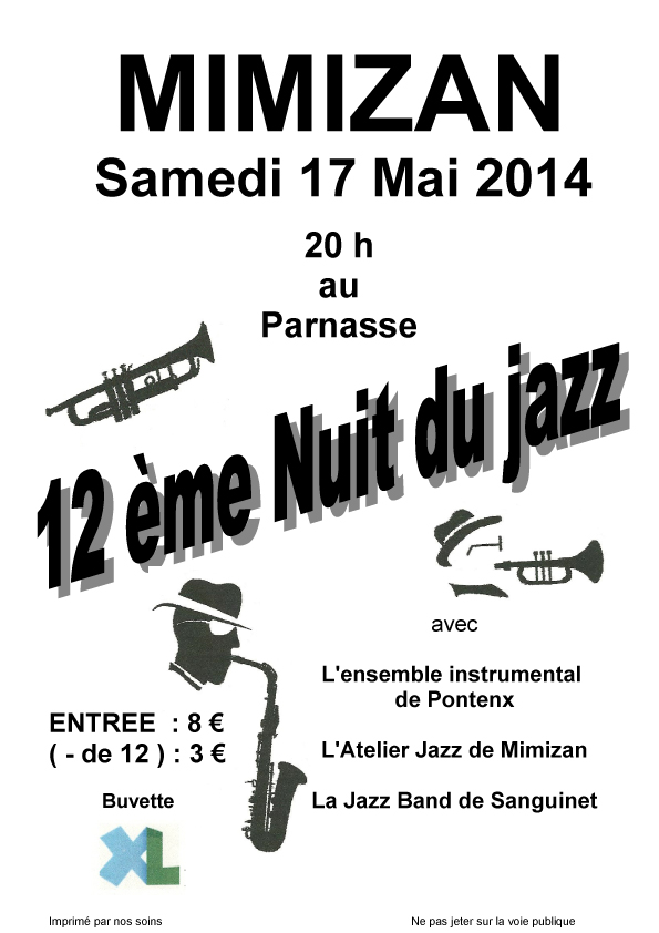 12eme Nuit du Jazz Mimizan