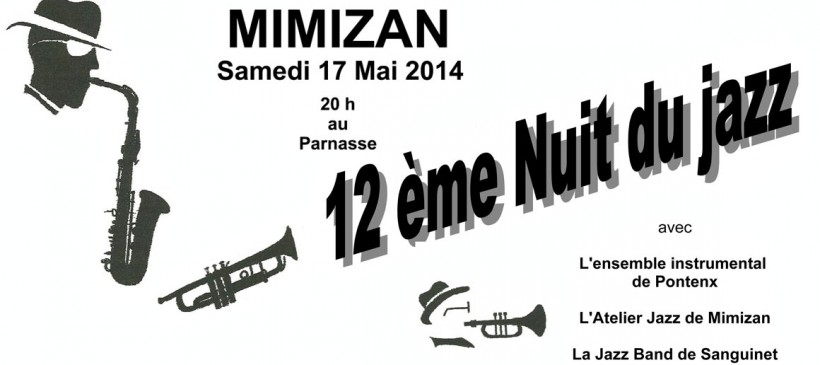 12e Nuit du jazz de Pontenx