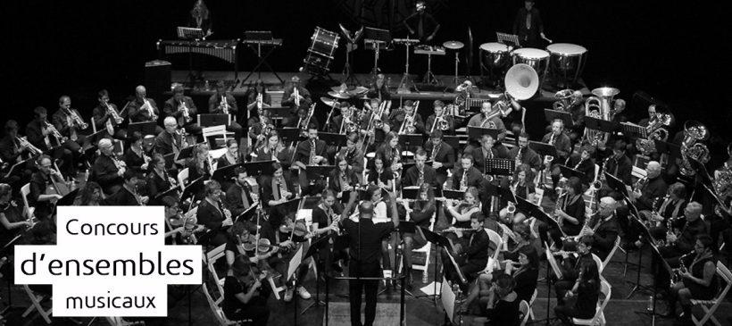 Concours d'ensembles musicaux 2017