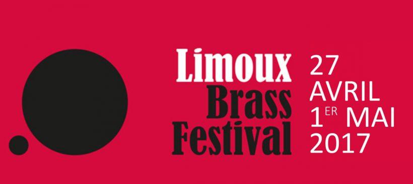 Festival de Cuivres de Limoux, 9e édition…. du 27 avril au 1er mai 2017 !