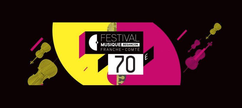 70e Festival de musique de Besançon Franche-Comté & 55e Concours international de jeunes chefs d'orchestre