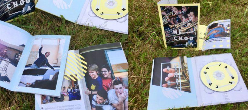 MÉCHOUIA, leur livre-CD