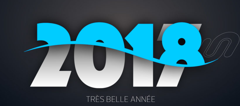 Votre année 2018 !