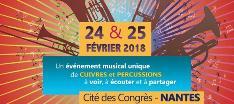 La billetterie du Championnat National de Brass Band 2018 est ouverte !