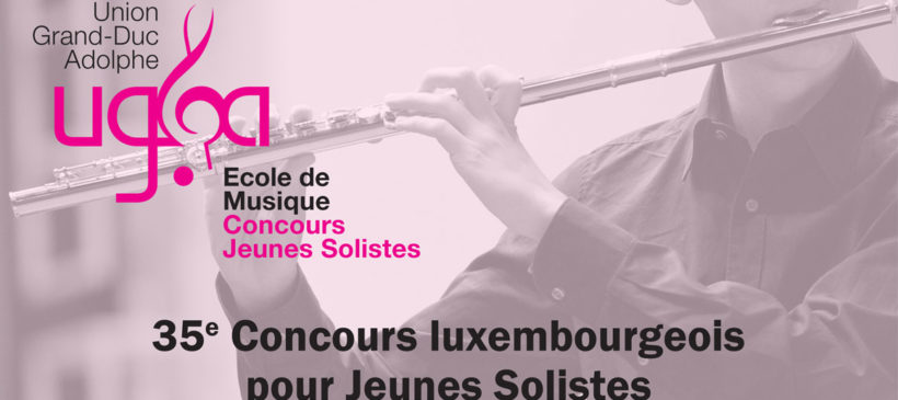 Concours européen pour flûte traversière, trompette et musique de chambre (cuivres)