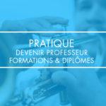 Pratique : devenir professeur de musique