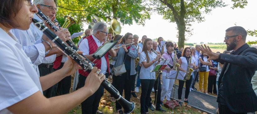 Mémorial Henri Emmanuelli : l'orchestre des musiciens landais