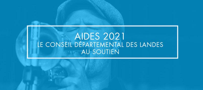 Aides départementales 2021